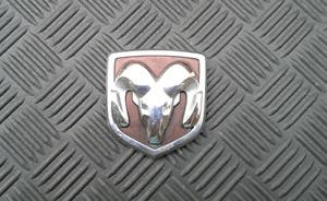 OEM Dodge Ram Body/Dash/Trunk Emblem. 7cm