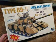 Trumpeter 1/35 Iraqi Army Type 69-II Tank, No 021 Factory Sealed