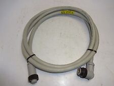 WOODHEAD CONNECTIVITY BRAD HARRISON DN19A-M020 CABLE DEVICENET TRUNK 5 PIN MALE