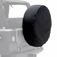 Smittybilt 33-35 inch Spare Tire Cover, Black Diamond 773535