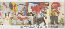 Norway MH19 (complete.issue.) unmounted mint / never hinged 1992 christmas