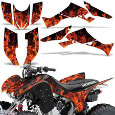 Honda TRX300EX ATV Graphics Kit Quad Decal Sticker Wrap TRX 300 EX 07-12 ICE ORG