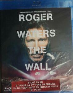 BLU RAY du docu-concert de ROGER WATERS THE WALL - Neuf sous blister