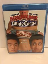 Harold  Kumar Go To White Castle (Blu-ray Disc, 2008, Extreme Unrated)