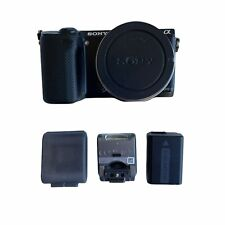 Sony Alpha NEX-5T 16.1MP Digital Camera (Body Only) Bundle With Flash & Battery