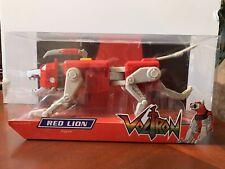 Voltron Club Lion Force Lance Exclusive Red Lion Figure 2012