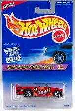 Hot Wheels No. 541 Biff Bam Boom Series #1 Mini Truck w/5SP's MOC