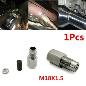 O2 Oxygen Sensor Mini M18 X1.5 Catalytic Converter For Car Check Engine Light