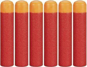 NERF Mega Darts Bullets for Nerf N-Strike Elite Mega Blasters Sniper Refill Pack