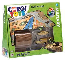 Corgi Plastic Diecast Tanks & Military Vehicles