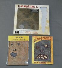 Evil Dead Anthology Necronomicon Book of the Dead Blu Ray - NO Kandarian Dagger