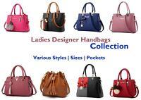 Ladies Handbag Women Leather Luxury Handbag Shoulder Tote Purse Party Bag NEW