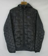 Patagonia Men's Micro Puff Hoody 84030 Forge Grey Size Extra Small