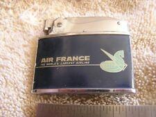 Vintage Penguin Air France Advertising Lighter Japan