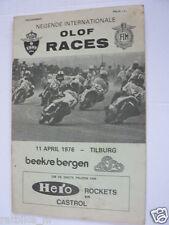 1976 INTERNATIONALE OLOF RACES CIRCUIT BEEKSE BERGEN TILBURG 11-4-1976 PJ80
