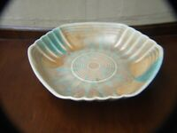 Art Deco Pottery Large BESWICK  Art Deco  Fruit  Bowl-Geometrical Design English