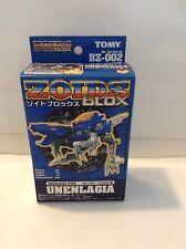 Tomy Zoids Blox Unenlagia Bz-002 (Rare)(In Stock Usa)