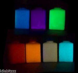 Glow In The Dark Luminescent Luminous paint - Choose a colour - 15ml