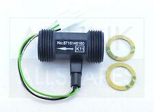 Worcester 28i Rsf turbina de flujo Interruptor O Sensor 87161461600