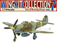F-Toys P-39Q Airacobra RAF UK Air Force Fighter Plane 1/144 Wing Kit 7 WK7_1C