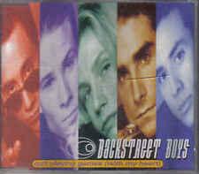 Backstreet boys-Quit Playing Games cd maxi single