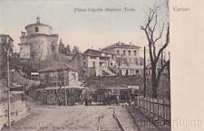 * VARESE - Prima Cappella e Stazione Tram 1902