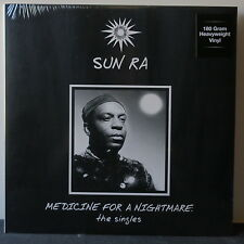 SUN RA 'Medicine For A Nightmare: The Singles' 180g Vinyl LP NEW & SEALED
