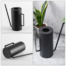 1.5L Stainless Steel Watering Can Plants Long Spout Spray Bottle for Garden
