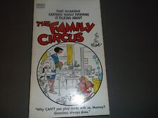 Vintage Cartoon THE FAMILY CIRCUS by Bil Keane/A Collection / 1966