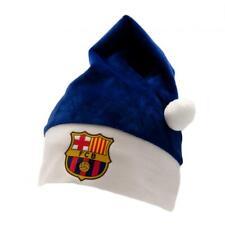 More details for fc barcelona santa hat