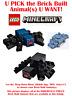 LEGO U PICK Brick Built ANIMALS Minecraft CAT-FOX-OCELOT-WOLF NEW w// Ass/'y Inst.