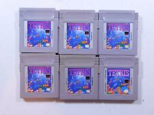 Tetris (Nintendo Game Boy, 1989) CLEANED & TESTED WORKING