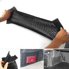 40cm * 25cm Trunk Seat Back Elastic String Net Storage Bag Pocket For BMW E36 E4