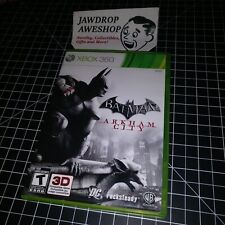 (REPLACEMENT CASE ONLY) BATMAN ARKHAM CITY XBOX 360 (NO GAME) WEAR/STICKER