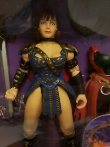 """XENA Warrior Princess 10""""inch action figure Deluxe Edition 1996 Toy Biz sealed"""