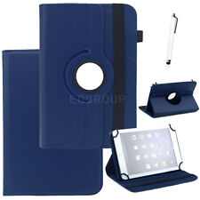 """Universal 360 Rotating PU Leather Stand Case Cover For 9.7"""" 10"""" 10.1"""" Tablet PC"""