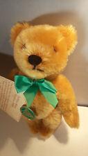 HERMANN SPIELWAREN Jubilee Teddy Bear 1929 Design 9 inch gold mohair