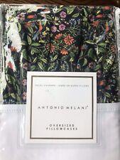 New Antonio Melani CATESBURY Std Jumbo Queen 2 pillowcases Liberty Fabric floral