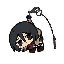 Attack on Titan Mikasa Character Cospa Pinch Tsumamare Phone Strap V.2 AoT Anime