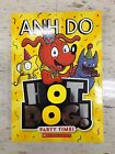 ANH DO HOT DOG party time LATEST CHILDRENS KIDS BOOK, BRAND NEW BARGAIN