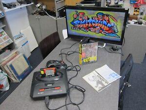 Skitchin - SEGA Mega Drive - PAL - OVP +  Anleitung