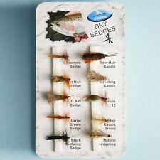 Fliegen Set Fly Flies Trockenfliegen Fliegenfischen Köder Sortiment 10 Stück