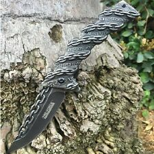 TAC Force Spring Assisted Outdoor Hunting Tactical Rescue Pocket Fantasy Knife