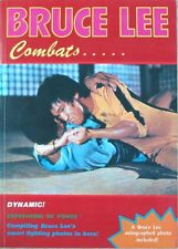 Bruce Lee: Combats Magazine Book 1978 Jeet-kune-do Martial Arts Mint New