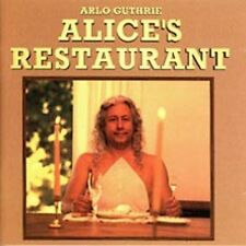 Alice's Restaurant: The Massacre Revisited by Arlo Guthrie (CD, Apr-2004, Rising Son (Arlo Guthrie's Label))