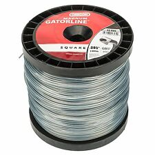 String Trimmer Line 3lb. Spool Square Heavy Duty Weed Eater Part .095in x 685ft