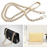 Metal-Purse Chain Strap Handle Shoulder Crossbody Bag Handbag Replacement WKM