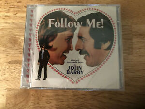 Follow Me Soundtrack CD By John Barry New Sealed CD