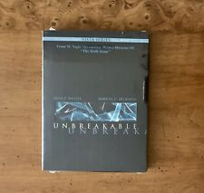 """Unbreakable� Dvd, 2 Disc Vista Series, New & Shrink Wrapped"