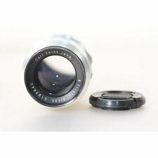 Zeiss-Jena Triotar 4,0/135mm Tele Objektiv für Exa Kameras